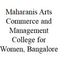 Maharanis Arts Commerce and Management College for Women, Bangalore