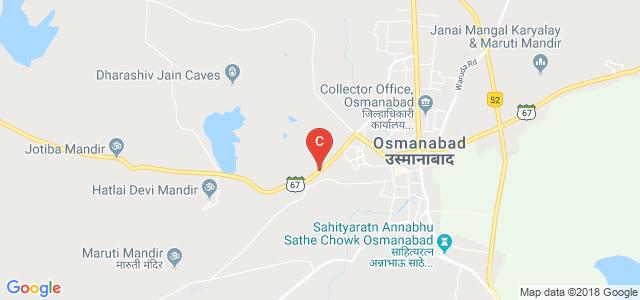 Barshi Road, Manik Nagar, Samta Colony, Osmanabad, Maharashtra, India
