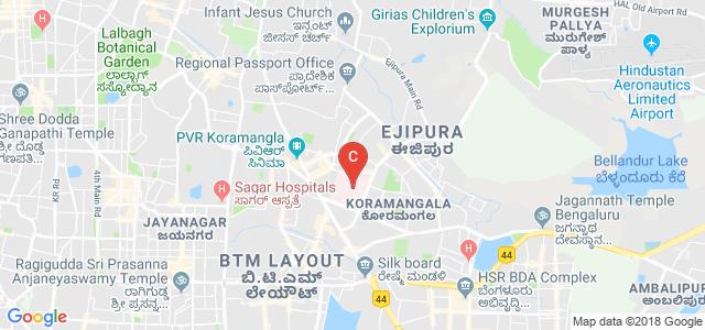 Koramangala, John Nagar, Bengaluru, Karnataka 560034, India