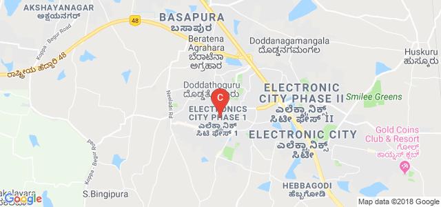 Electronics City Phase 1, Bangalore, Karnataka 560100, India