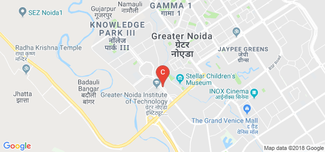 Knowledge Park II, Greater Noida, Uttar Pradesh, India