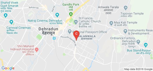 EC Road, Race Course, Dehradun, Uttarakhand 248001, India