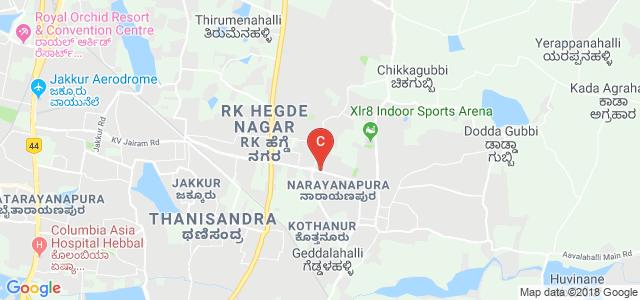K Narayanapura Main Road, Kothanur, Bangalore, Karnataka 560077, India