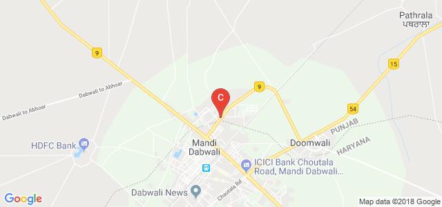 Killiawali Doomwali Bypass, Badal Colony, Mandi Dabwali, Punjab, India