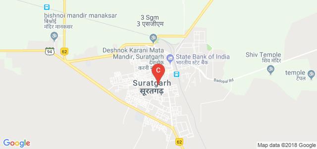 Suratgarh, Sri Ganganagar, Rajasthan 335804, India