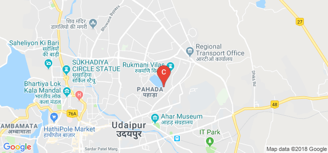Udaipur, Rajasthan 313001, India