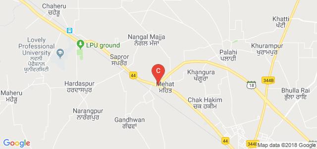Phagwara Banga Fly Over, Kanshi Nagar, Punjab, India