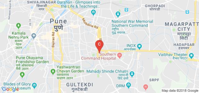 Camp, Solapur Bazar, Pune, Maharashtra 411001, India
