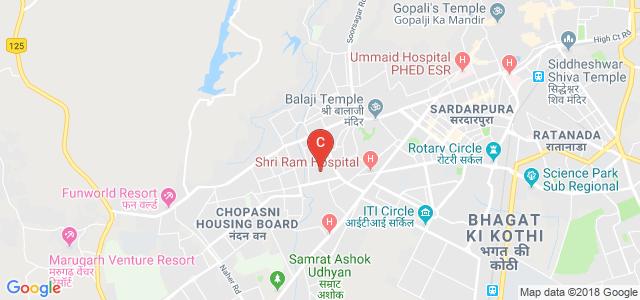 Kamla Nehru Nagar, Jodhpur, Rajasthan, India