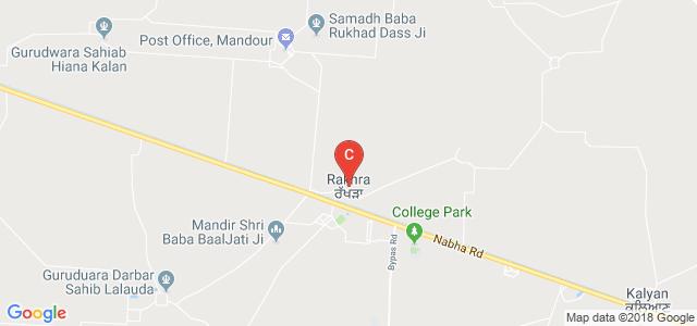 Rakhra, Punjab 147201, India