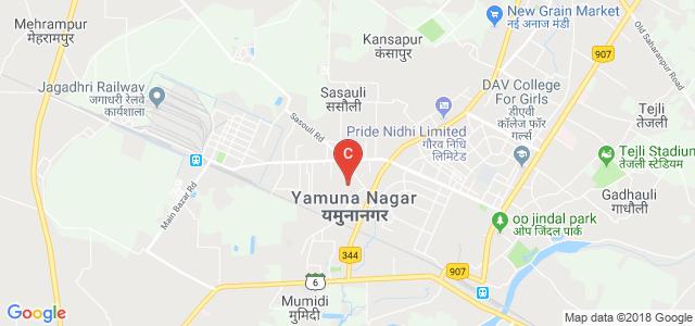 Vishnu Nagar, Harbanspura Colony, Yamuna Nagar, Haryana, India