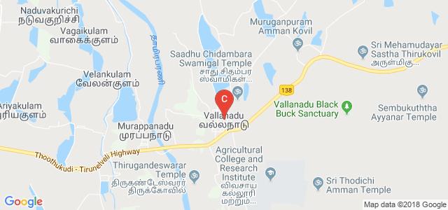 Vallanadu, Tamil Nadu, India