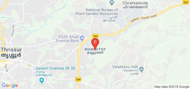 Mannuthy, Thrissur, Kerala, India