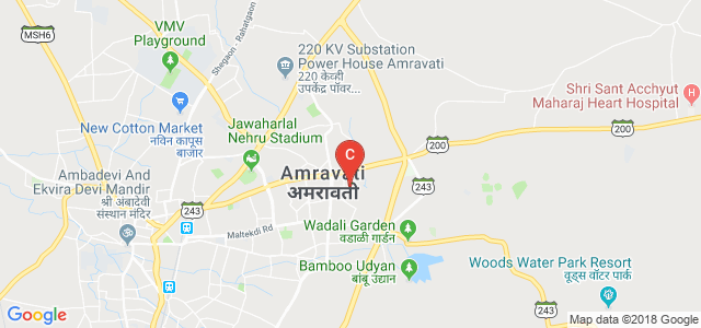 Shivneri Colony, Amravati, Maharashtra, India