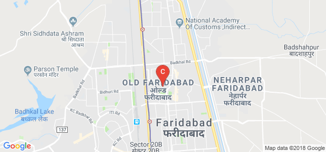 Old Faridabad, Gopi Colony, Faridabad, Haryana, India