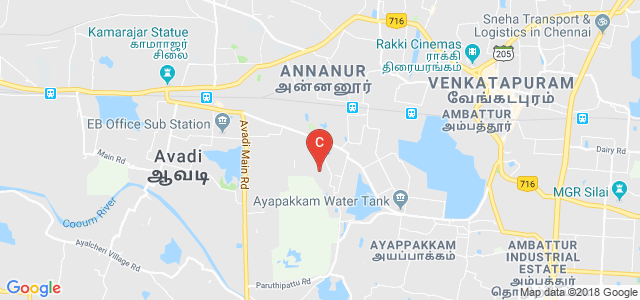Konalambedu, Annanur, Avadi, Tamil Nadu, India