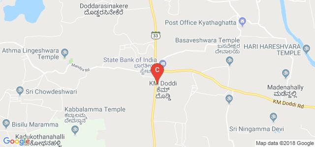 Bharathi Nagara, Karnataka, India