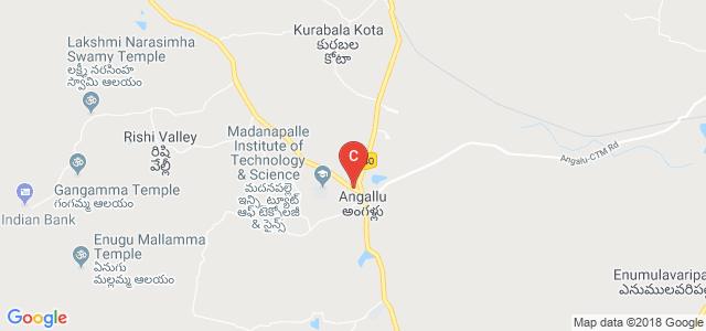Anantapur-Tirupati Hwy, Angallu, Andhra Pradesh, India