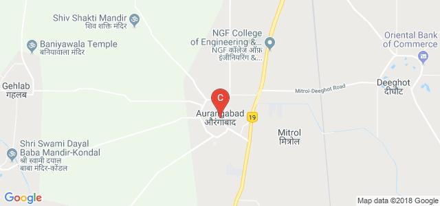 Applied College of Management & Engineering, Phoolwari Road, Aurangabad, Haryana, India