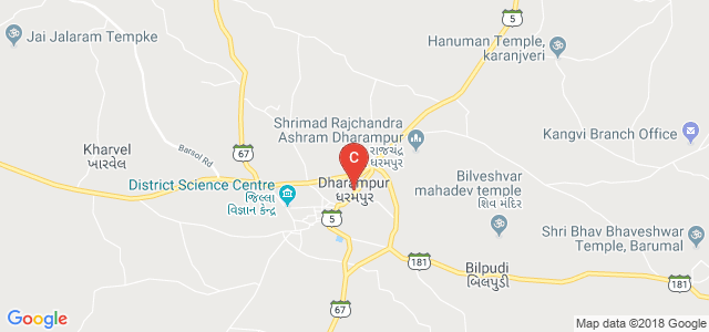 Dharampur, Valsad, Gujarat, India