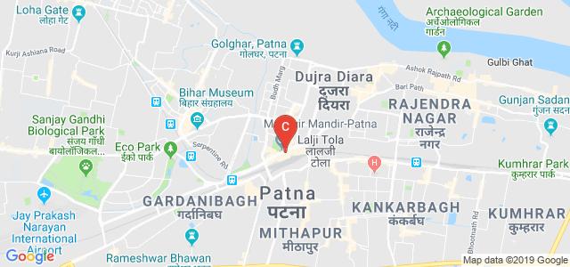 Commerce College Of Patna, Junction, Fraser Road Area, Patna, Bihar, India