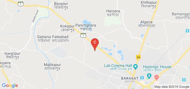 Adamas University, Barasat - Barrackpore Road, 24 Parganas North, Jagannathpur, Kolkata, North 24 Parganas, West Bengal, India