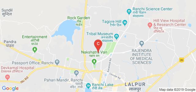 Ranchi College, Post, Ranchi University, Morabadi, Ranchi, Jharkhand, India