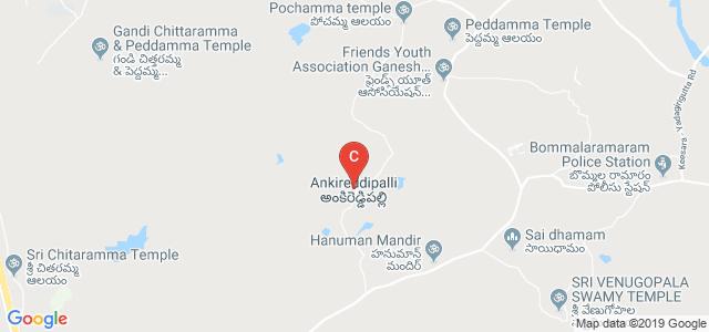 Ankireddipalli, Telangana 501301, India