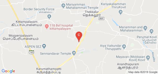 Tejaa Shakthi Institute of Technology for Women, Coimbatore, Tamil Nadu, India