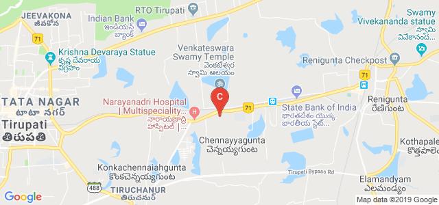 JB Institute of P.G. Studies, Tirupati, Andhra Pradesh, India