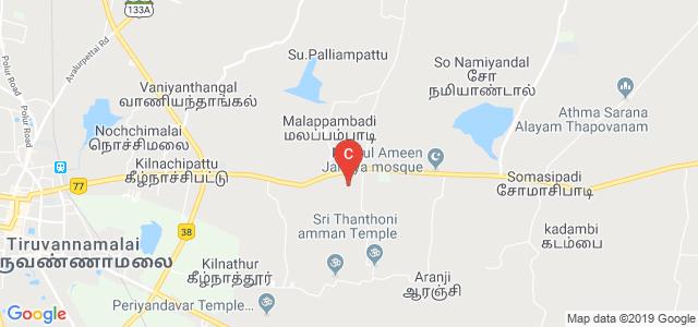 SKP Engineering College, Tiruvannamalai, Tamil Nadu, India
