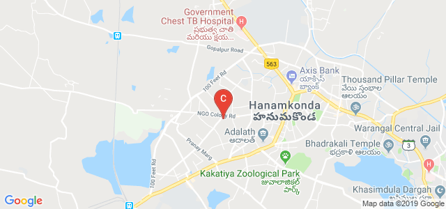 Bhavani Nagar, Indira Nagar, Hanamkonda, Warangal, Telangana, India