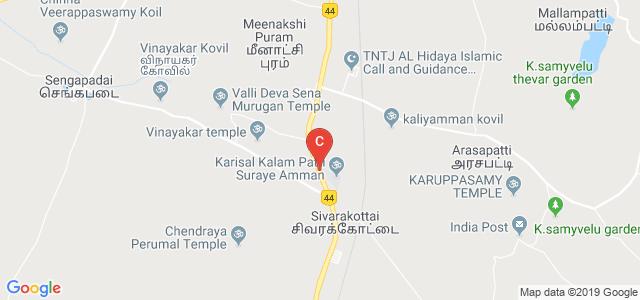 NH7, Karisalkalampatti, Tamil Nadu, India