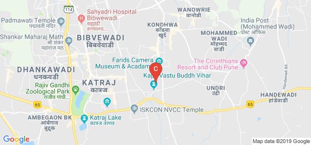 Kondhwa Budruk Village Road, Kondhwa, Pune, Maharashtra, India