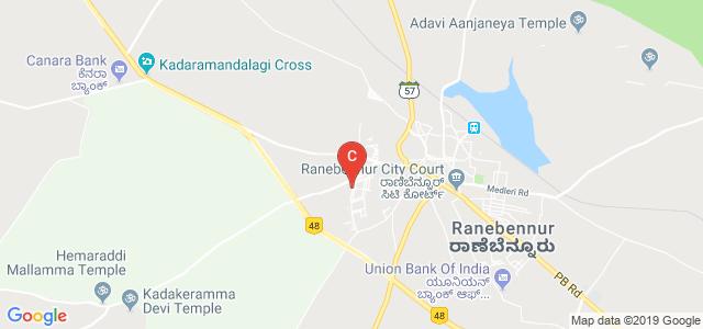SJMV BAJSS Arts & Commerce College for Women, Maruti Nagar, Ranebennur, Karnataka, India