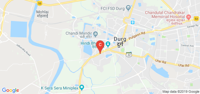 Rungta College of Science & Technology, Mahavir Nagar, Bhilai, Chhattisgarh, India