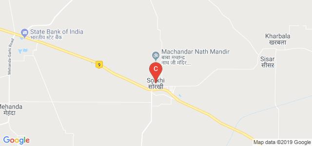 Sorkhi, Haryana 125033, India