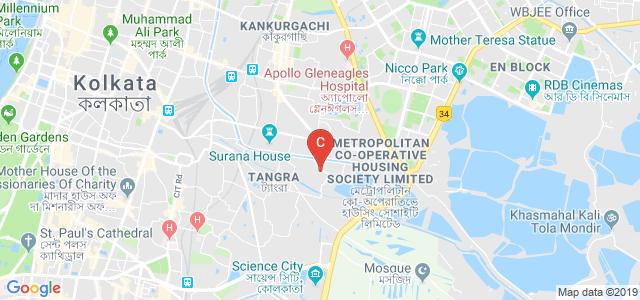 RCC INSTITUTE OF INFORMATION TECHNOLOGY (NEW BUILDING), Pagla Danga Road, Tangra, Kolkata, West Bengal, India