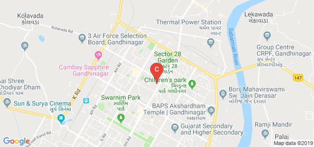 S.K. Patel Institute of Management and Computer Studies (MBA), Gandhinagar, Sector 23, Gandhinagar, Gujarat, India