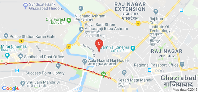 Christ Institute of Management, Nandgram Rd, Marium Nagar, Sewa Nagar, Ghaziabad, Uttar Pradesh, India