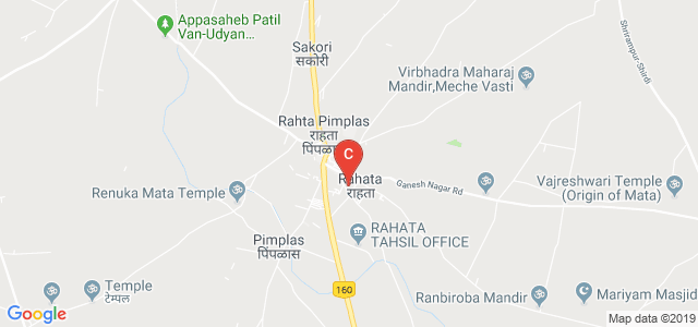 Rahata, Ahmednagar, Maharashtra 423107, India