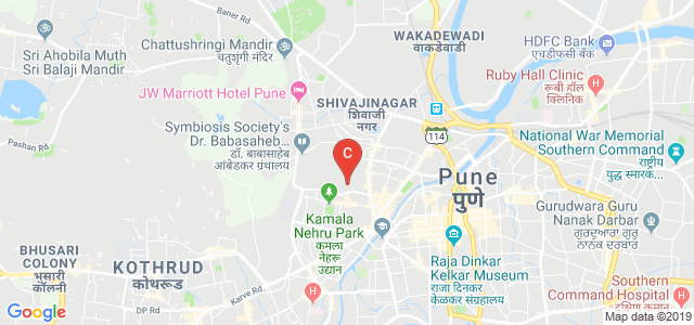 Institute Of Management Development and Research,, Agharkar Rd, Shivajinagar, Pune, Maharashtra, India