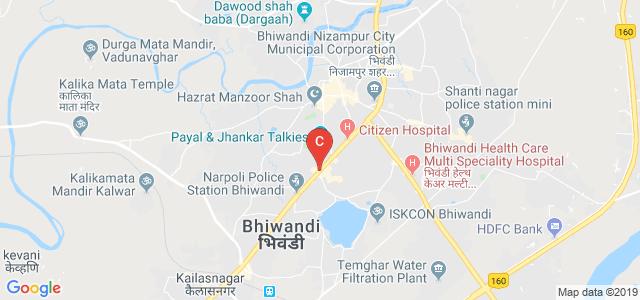 Matoshri Ushatai Jadhav Institute of Management Studies & Research Centre, Dhamankar Naka, Samad Nagar, Kaneri, Bhiwandi, Maharashtra, India