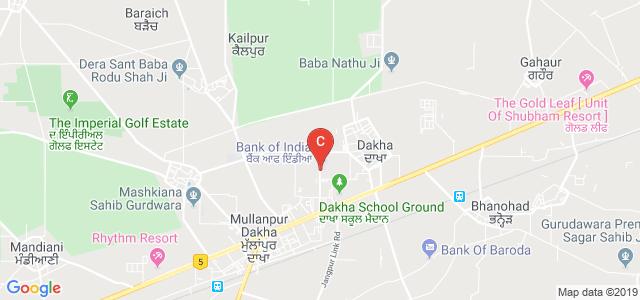 Guru Teg Bahadur Institute Of Management&Technology, GTBN college Dakha, Mullanpur Dakha, Ludhiana, Punjab, India
