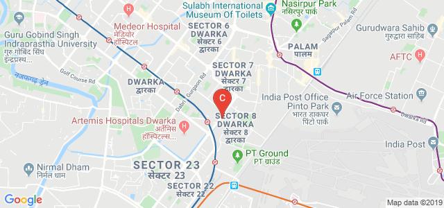 SSIM DWARKA, Raj Nagar II Extension, Dwarka, New Delhi, Delhi, India