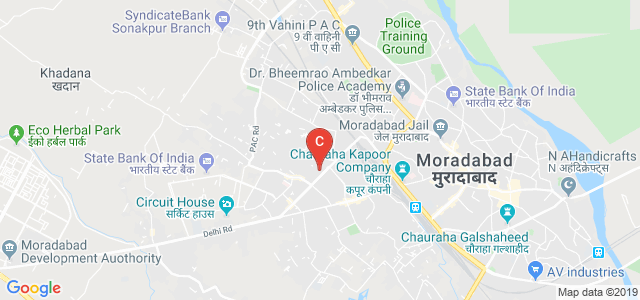Teerthanker Mahaveer Institute of Management and Technology, Majholi, Khushhalpur, Moradabad, Uttar Pradesh, India