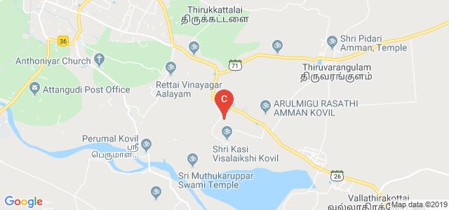 Sri Bharathi Engineering College for Women, Pudukkottai, Tamil Nadu, India