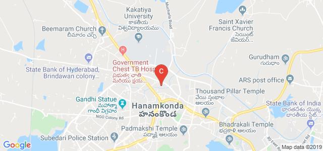 Chaitanya Post Graduate College (Autonomous), Jagruti Colony, Naim Nagar, Hanamkonda, Telangana, India