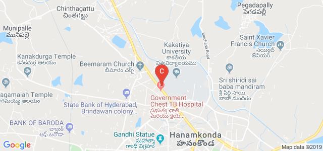 University College Of Commerce & Business Management, Kakatiya University Campus, Kakatiya University, Hanamkonda, Telangana, India