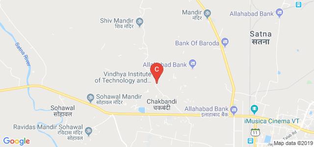 Vindhya Institute of Technology and Science, Chandi Dai Temple Rd Karhi, Giduri, Amoudha, Satna, Madhya Pradesh, India